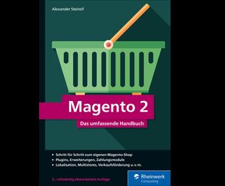Cover von Magento 2