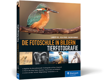 Cover von Die Fotoschule in Bildern. Tierfotografie