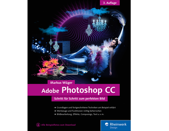 Cover von Adobe Photoshop CC