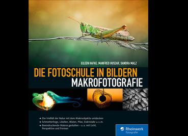 Cover von Die Fotoschule in Bildern. Makrofotografie