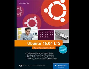 Cover von Ubuntu 16.04 LTS
