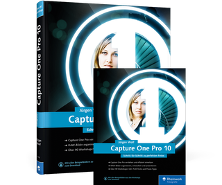 Cover von Capture One Pro 10