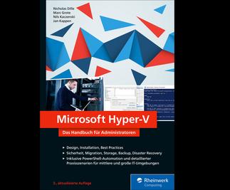 Cover von Microsoft Hyper-V