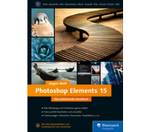 Cover von Photoshop Elements 15