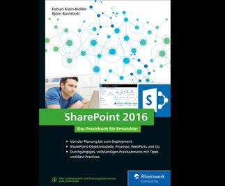 Cover von SharePoint 2016