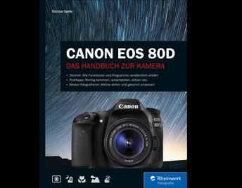 Cover von Canon EOS 80D