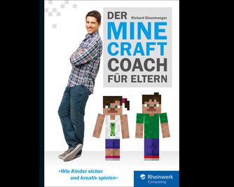 Cover von Der Minecraft-Coach für Eltern