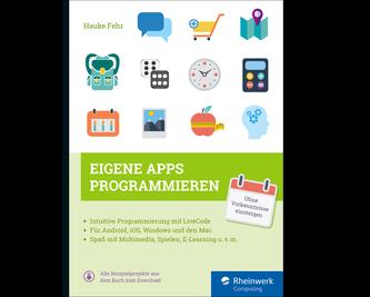 Cover von Eigene Apps programmieren