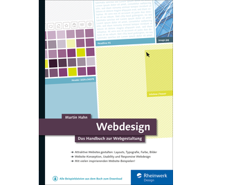 Cover von Webdesign