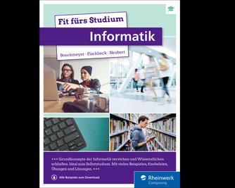 Cover von Fit fürs Studium – Informatik