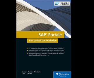 Cover von SAP-Portale