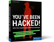 Cover von You've been hacked!