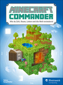 Cover von Minecraft-Commander