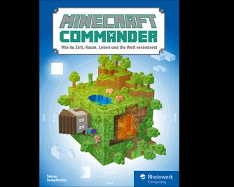 Cover von Minecraft-Commander