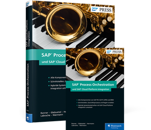Cover von SAP Process Orchestration und SAP Cloud Platform Integration