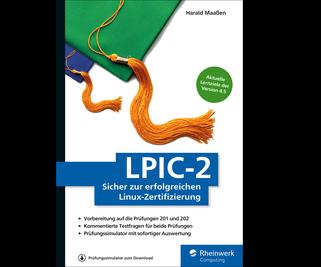 Cover von LPIC-2