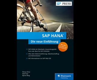 Cover von SAP HANA – Die neue Einführung