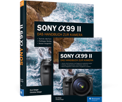 Cover von Sony A99 II