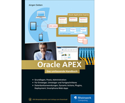 Cover von Oracle APEX