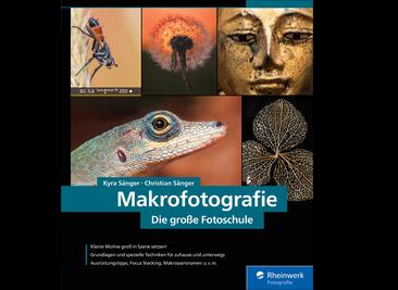 Cover von Makrofotografie. Die große Fotoschule