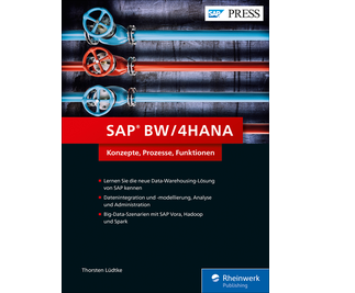 Cover von SAP BW/4HANA