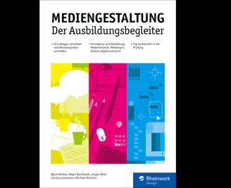 Cover von Mediengestaltung