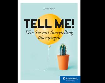 Cover von Tell me!