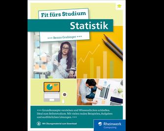 Cover von Fit fürs Studium – Statistik