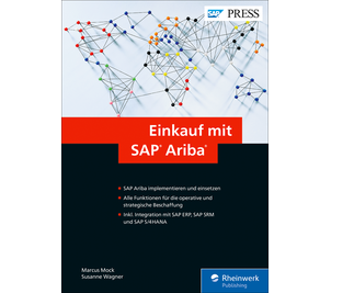 Cover von Einkauf mit SAP Ariba