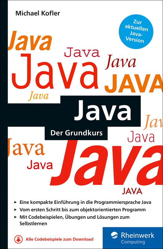 Programmieren Lernen Mit Java Aktuell Zu Java 8 Pdf