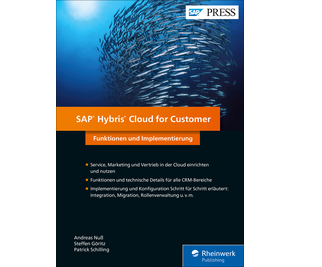 Cover von SAP Hybris Cloud for Customer