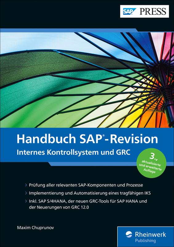 Handbuch SAP-Revision - Internes Kontrollsystem und GRC