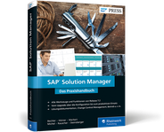 Cover von SAP Solution Manager