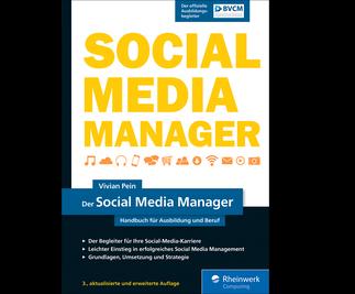 Cover von Der Social Media Manager