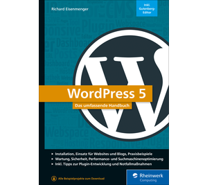 Cover von WordPress 5