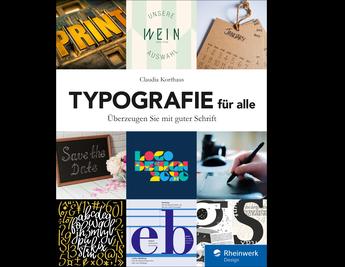 Cover von Typografie für alle