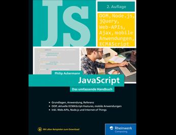 Cover von JavaScript