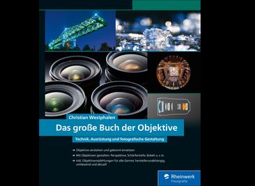 Cover von Das große Buch der Objektive