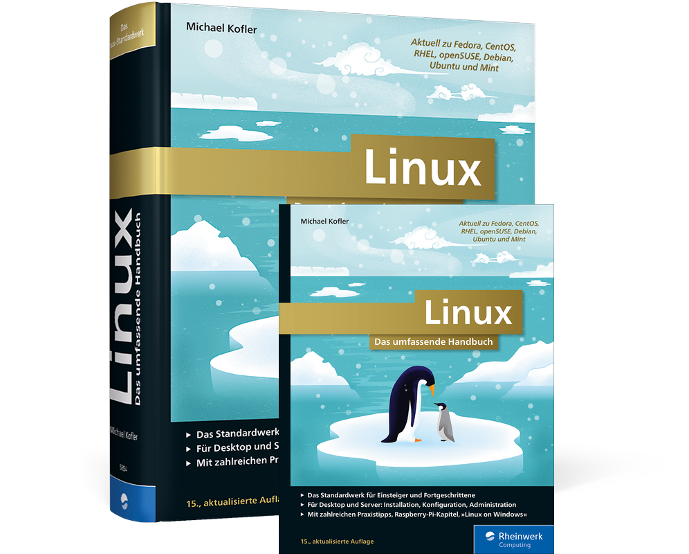Kofler Linux 2013 Ebook