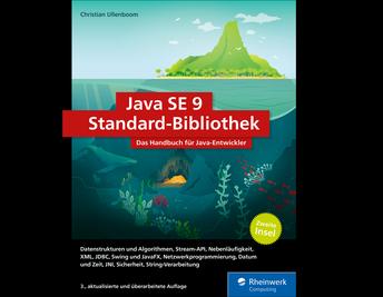 Cover von Java SE 9 Standard-Bibliothek