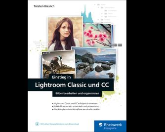 Cover von Einstieg in Lightroom Classic und CC
