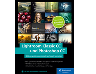 Cover von Lightroom Classic CC und Photoshop CC