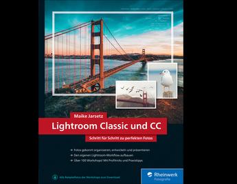 Cover von Lightroom Classic und CC