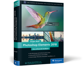Cover von Photoshop Elements 2018