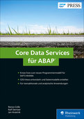 Cover von Core Data Services für ABAP