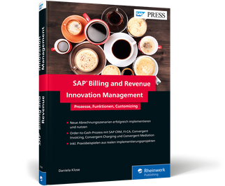 Cover von SAP Billing and Revenue Innovation Management
