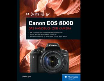 Cover von Canon EOS 800D