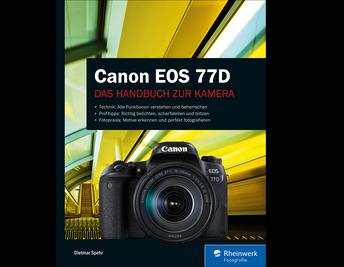 Cover von Canon EOS 77D