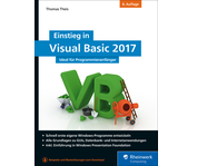 Cover von Einstieg in Visual Basic 2017