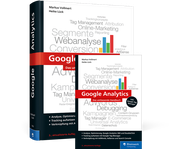 Cover von Google Analytics